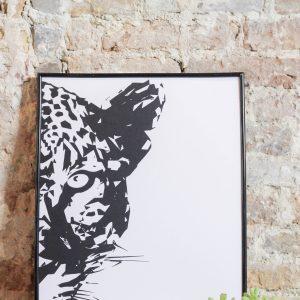Tiger 30 x 40 cm
