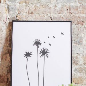 Palm Trees 30 x 40 cm